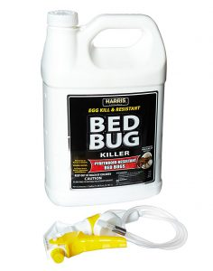Harris, Liquid Spray with Odorless and Non-Staining Extended Residual Kill Formula (Gallon)