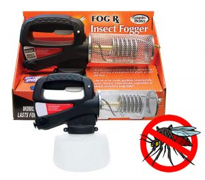Bonide 420 Fog-Rx propane insect mosquito Killer