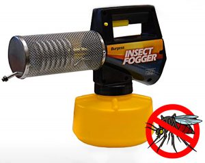 Burgess 1443 Propane Insect Fogger is  the best mosquito killer.